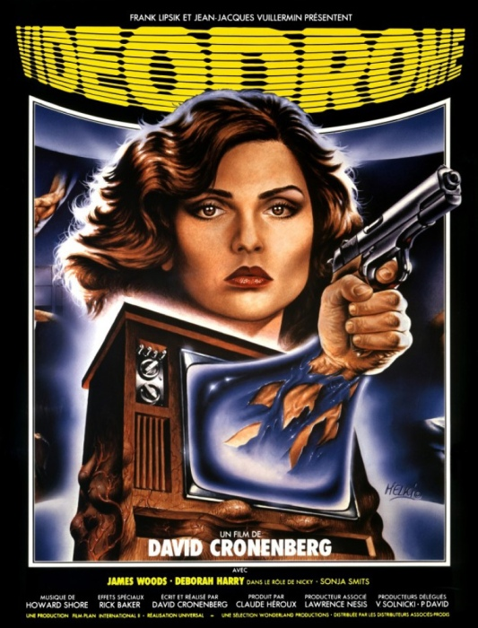 Videodrome Poster