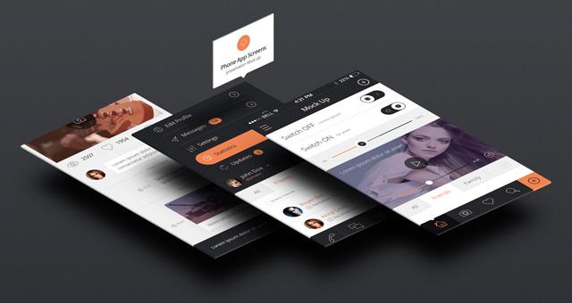 001-smartphone-mobile-iphone-app-screens-mock-up-isometric-presentation